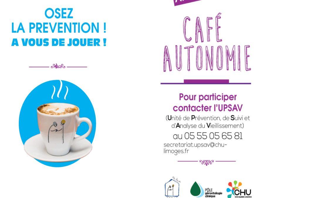 Ateliers Café autonomie en Haut Limousin