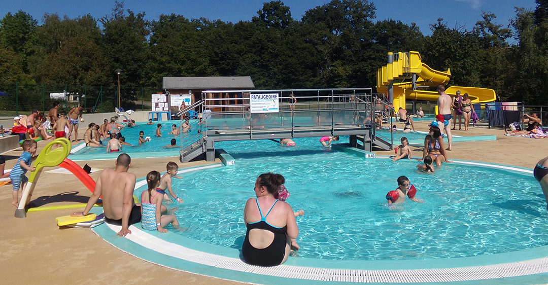 Ouverture de la piscine de Mondon : réservation obligatoire !